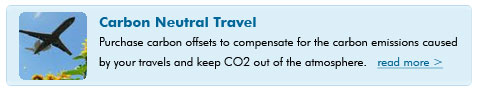 Carbon Neutral Travel